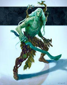 Warhammer Age of Sigmar   Sylvaneth Artwork   Tree-Revenant http://wellofeternitypl.blogspot.com #artwork #art #aos #warhammer #40k #40000 #arts #artworks #gw #gamesworkshop #wellofeternity #wargaming