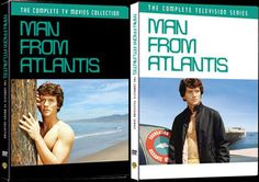 The man from Atlantis - Patrick Duffy 1977