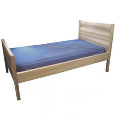 Poplar twin bed (for woodland theme) Woodland Theme, Contemporary Furniture, Kids Room, Toddler Bed, Twins, Couch, Bedroom, Twin Beds, Writing Jobs