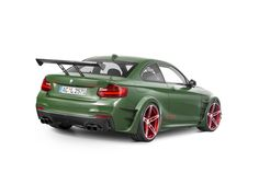 Earlier today German tuner AC Schnitzer teased their latest project - dubbed - based on the BMW 2 Series Coupe. Bmw F22, Bmw M235i, Ac Schnitzer, Car Posters, Poster Poster, Battle Tank, Evo, Concept Cars, Hulk
