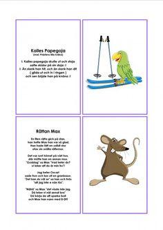 Mariaslekrum Learn Swedish, Swedish Language, Educational Activities For Kids, Singing, Preschool, Learning, Anton, Musik, Pictures