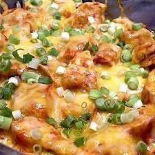 healthy Mexican Chicken