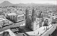 Catedral Chihuahua, Chih. 1950
