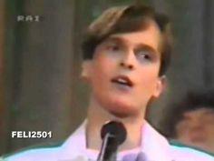 Miguel Bose Angeli caduti (video 1983 digital audio)