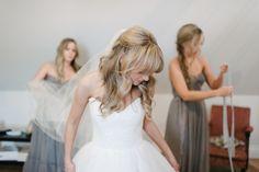 Photography: The White Tree - thewhitetree.com.au  Read More: http://www.stylemepretty.com/australia-weddings/2014/03/12/romantic-outdoor-wedding/