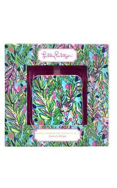 Lilly Pulitzer Hot Spot Mobile Charger