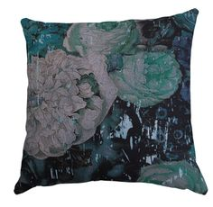 Cushion - Still life with flowers