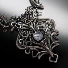 sarah-n-dippity   by Sarah Thompson   Jewelry - Wire   Pinterest