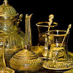Turkish Tea Set - Photograph at BetterPhoto.com