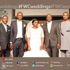 Words cannot describe what God is doing in our  congregation. #1of3weddings officiated today in Family Worship Centre. Alice Shehu Kogi & Samuel Idoko Ewache are now ONE. Congratulations.