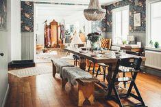 A vintage inspired Swedish home full of soul   my scandinavian home   Bloglovin'