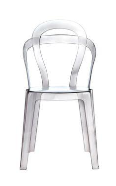 Titi Chair - SCAB - transparant