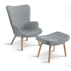 Geneva lepotuoli + rahi, retro Geneva, Accent Chairs, Living Room, Retro, Furniture, Decoration, Home Decor, Upholstered Chairs, Decorating