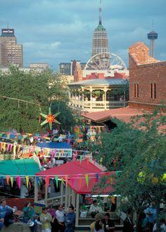 Fiesta Market Square, Photo Credit: Bill Reaves