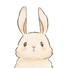 Bunny Drawing craftIdea org is part of Bunny drawing - Bunny Drawing, Bunny Art, Rabbit Drawing Easy, Cute Cat Drawing, Cute Kawaii Drawings, Kawaii Art, Cute Drawings Of Animals, Drawings Of Flowers, Animal Sketches