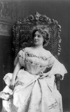 Anna Held belle-epoque-edwardian-photo