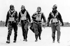Tuskegee Airmen, Military Units, Military History, Fighter Pilot, Real Hero, African American History, World War Two, Black History, Wwii