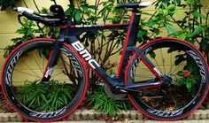 BMC TM01 RED ... did I say RED?!?