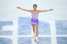 Mao Asada - Winter Olympics: Figure Skating