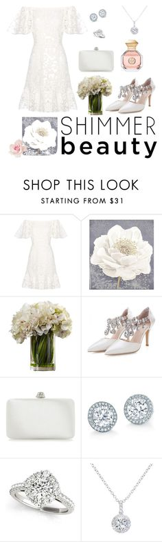 """""""Untitled #28"""" by halovekookie ❤ liked on Polyvore featuring Valentino, Graham & Brown, EWA and Tory Burch"""