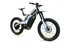 Amazing  Brinco, electric bike + electric motorbike O_o