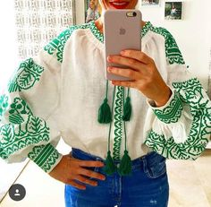 Loose white embroidered boho blouse. This blouse is embroidered on 100% Italian linen. Each stitch, each color and embroidered element symbolizes well-being, energy, calmness, love, prosperity and happiness. The length 60 cm. Standard delivery will take about 2-3 weeks. Faster option