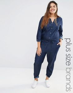 Junarose Chambray Jumpsuit >>> Want to know more, click on the image.
