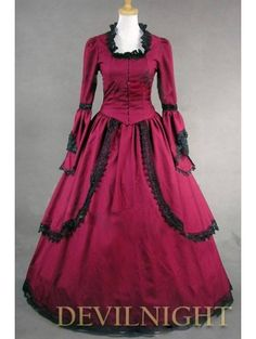 Old Style Masquerade Dresses 90