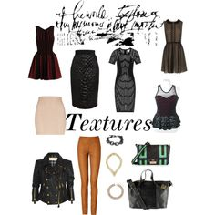 Textures for Fall