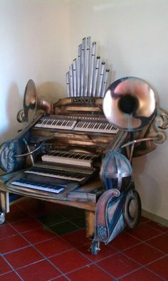 A calliope for my living room...sweet!