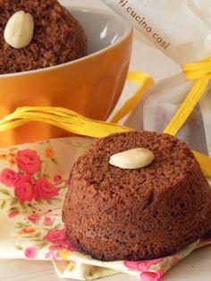 merendine senza glutine cacao e grano saraceno