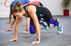 Mountain Climbers, 7 Lower Ab Exercises for a Stronger Core