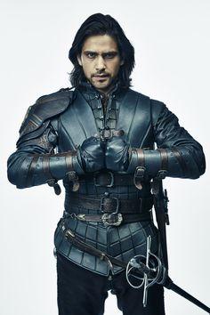 The Musketeers - Season 3 - D'Artagnan                                                                                                                                                                                 More