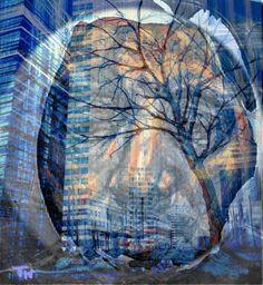 Urban man- copyright Thea te Walvaart