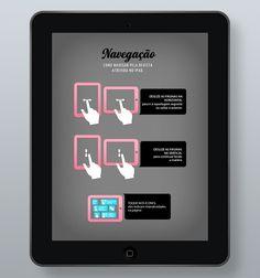 Atrevida Digital Publish / Interactive Magazine by Guilherme Teod., via Behance #MagPlanet #TabletMagazine #DigitalMag