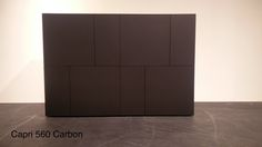 Coesel kast in extra matte finish
