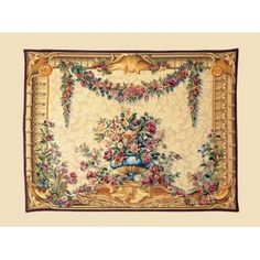 Tapiz Vendome Siglo XVIII #Ambar #Muebles #Deco #Interiorismo #Tapices