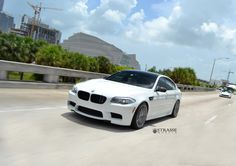 #BMW #F10 #M5 #Sedan #AlpineWhite #StrasseWheels #Monster #Burn #Provocative #Eyes #Fire #Sexy #Muscle #Hot #Live #Life #Love #Follow #Your #Heart #BMWLife