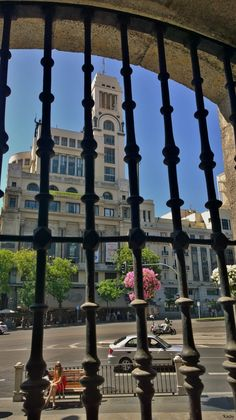 Edificio de las Bellas Artes en la calle de Alcalá