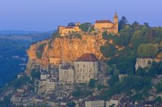 France's 11 Most Beautiful Villages Accessible Only by Car Photos | Architectural Digest-Photo: Getty Images Rocamadour