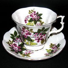 Royal Albert Clematis Teacup