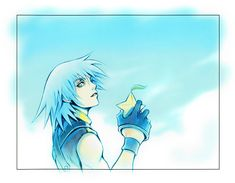 Riku & Paopu Fruit | Kingdom Hearts | Square Enix | Disney Interactive Studios