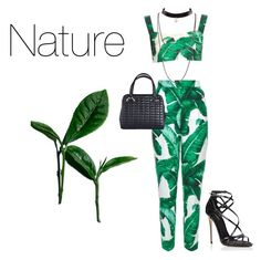 """Nature"" by zelihagunes on Polyvore featuring Dolce&Gabbana"