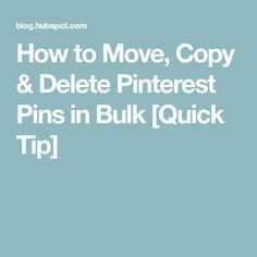 Save to delete L Pinterest Tutorial, Pinterest Pin, Pinterest Board, Technology Hacks, Computer Technology, Simple Life Hacks, Useful Life Hacks, Computer Help, Computer Tips