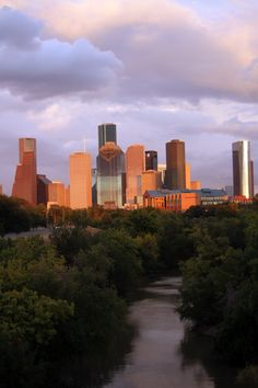 Downtown Houston. Photo by Brinn Miracle
