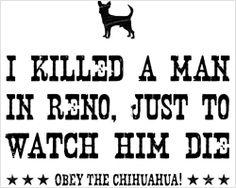 I Killed a Man...