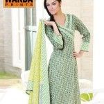 Warda Prints Eid Lawn Collections 2013 For Ladies