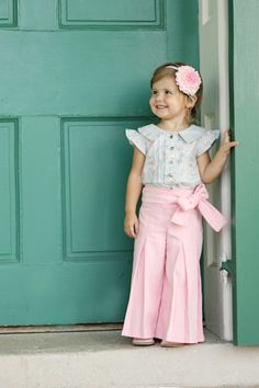 Whitney Trousers & Skirt Pattern by VFT