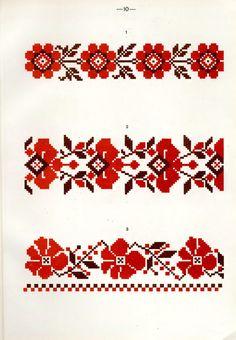 https://flic.kr/p/fQsp3f | Белорусский народный орнамент - 1953_58 | Belarusian ethnic embroidery