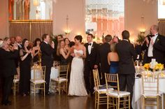 Frugal Bride Tip: Get Married at your reception on the dance floor! If you are a no muss no fuss kinda bride who isn't really looking for that typical church wedding seat your guests at their tables and get married right there on the dance floor. No venue change, great atmosphere, and no traveling for your guests (and you'll save a TON of money)